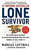 Portada de [(LONE SURVIVOR : THE EYEWITNESS ACCOUNT OF OPERATION REDWING AND THE LOST HEROES OF SEAL TEAM 10)] [BY (AUTHOR) MARCUS LUTTRELL ] PUBLISHED ON (NOVEMBER, 2013)