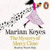 Portada de THE MYSTERY OF MERCY CLOSE BY KEYES, MARIAN ON 13/09/2012 UNABRIDGED EDITION