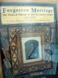 Portada de FORGOTTEN MARRIAGE: THE PAINTED TINTYPE & THE DECORATIVE FRAME, 1860-1910 : A LOST CHAPTER IN AMERICAN PORTRAITURE BY BURNS, STANLEY B. (1995) HARDCOVER