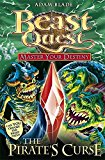 Portada de BEAST QUEST: MASTER YOUR DESTINY 3: THE PIRATE`S CURSE BY ADAM BLADE (3-MAY-2012) PAPERBACK