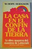 Portada de LA CASA EN EL CONFIN DE LA TIERRA