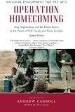 Portada de OPERATION HOMECOMING: IRAQ, AFGHANISTAN, AND THE HOME FRONT, IN THE WORDS OF U.S. TROOPS AND THEIR FAMILIES, UPDATED EDITION (RESEARCH DIVISION REPORT / NATIONAL ENDOWMENT FOR THE ARTS) 2ND (SECOND) EDITION [2008]