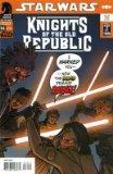 Portada de KNIGHTS OF THE OLD REPUBLIC ISSUE 16 (STAR WARS) BY JOHN JACKSON MILLER