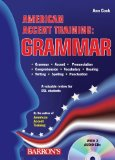 Portada de AMERICAN ACCENT TRAINING: GRAMMAR WITH AUDIO CDS 1 PAP/COM BY COOK, ANN (2009) PAPERBACK