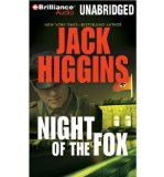 Portada de [(NIGHT OF THE FOX)] [AUTHOR: JACK HIGGINS] PUBLISHED ON (SEPTEMBER, 2012)