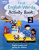Portada de ACTIVITY BOOK 2: AGE 3-7 (COLLINS FIRST ENGLISH WORDS) BY JOSEPH (2014-02-13)