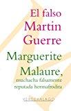 Portada de EL FALSO MARTIN GUERRE Y MARGUERITE MALAURE, MUCHACHA FALSAMENTE REPUTADA HERMAFRODITA, CAUSAS CÉLEBRES