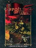Portada de SPOILS OF WAR (VAMPIRE: THE DARK AGES) BY CHRIS HARTFORD (1-MAY-2003) PAPERBACK