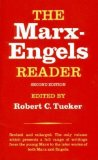 Portada de THE MARX-ENGELS READER (SECOND EDITION) BY KARL MARX PUBLISHED BY W. W. NORTON & COMPANY 2ND (SECOND) REVISED & ENLARGED EDITION (1978) PAPERBACK