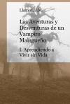 Portada de LAS AVENTURAS Y DESVENTURAS DE UN VAMPIRO MALAGUEÑO I